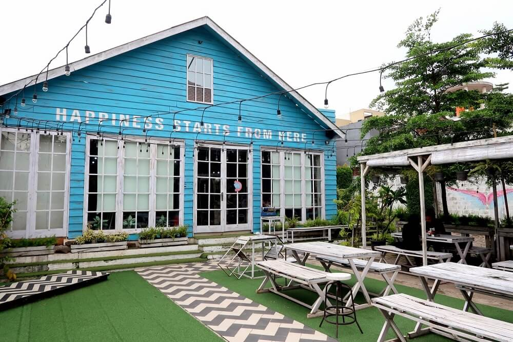 Kunjungi cafe instagramable di daerah Jakarta