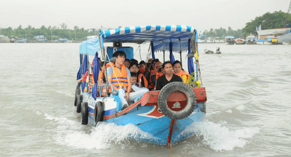 Cai Rang Floating Market - The Boat Ticket Price