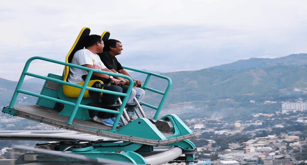 Cebu - Crown Regency Sky Experience