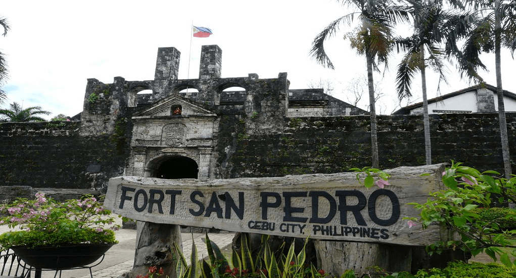 Cebu - Fort San Pedro