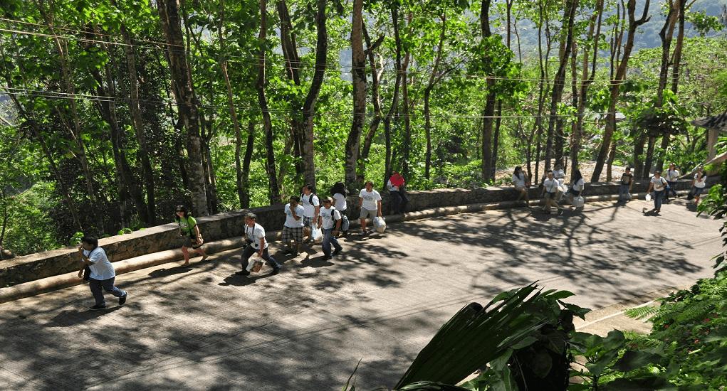 Cebu - Nature Park Mountain View