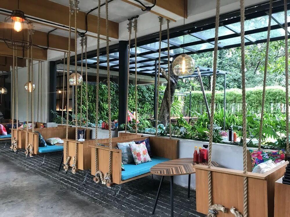 Cerita Cafe Jakarta yang aesthetic dan kekinian
