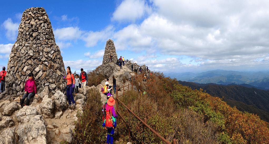 Chiaksan National Park - Activities to Do