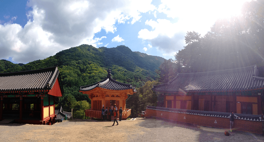 Chiaksan National Park - How Much Is It
