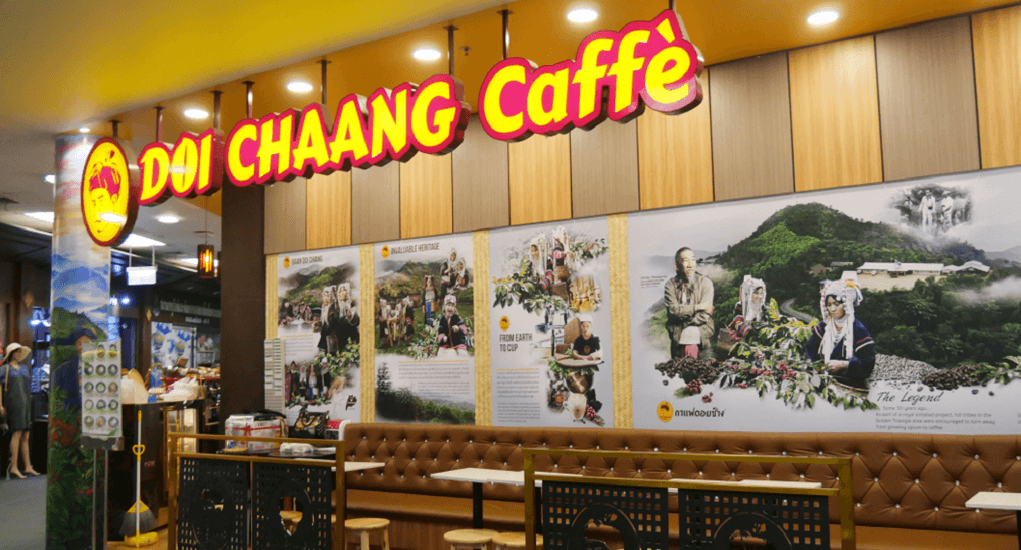 Chiang Mai Airport - Dining and Drinking