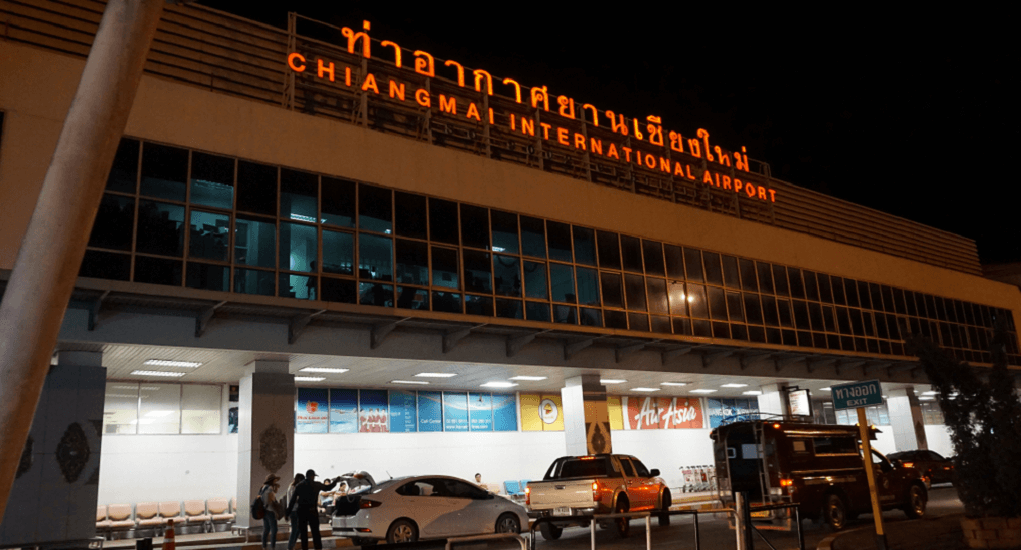 Chiang Mai Airport - About the Airport