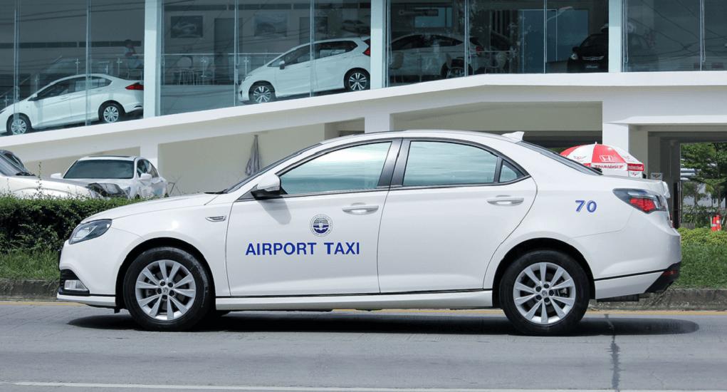 Chiang Mai Airport - Taxi