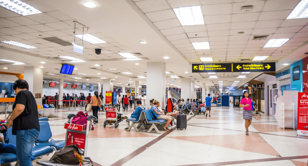 Chiang Mai Airport - The Second Floor