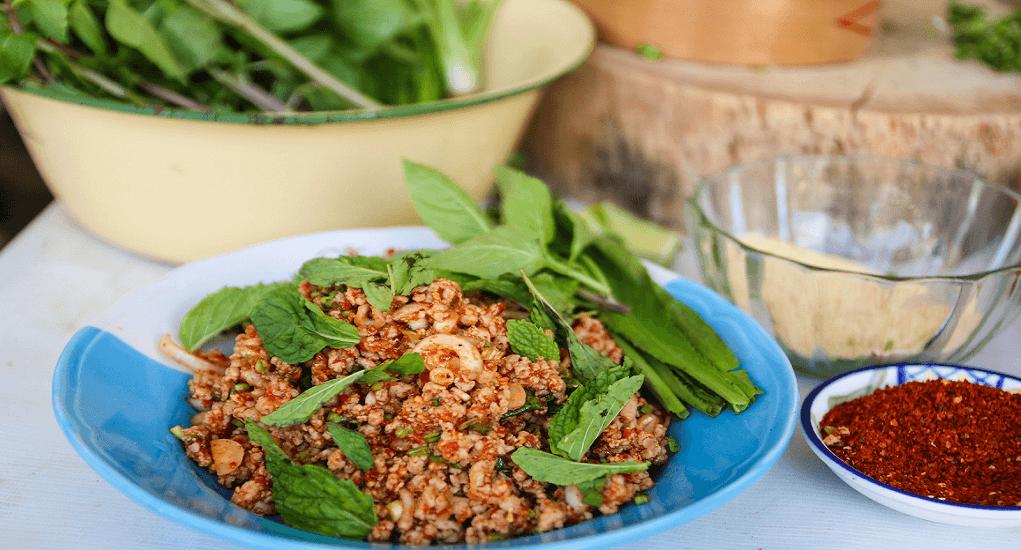 Chiang Mai Culinary - Larb Kua