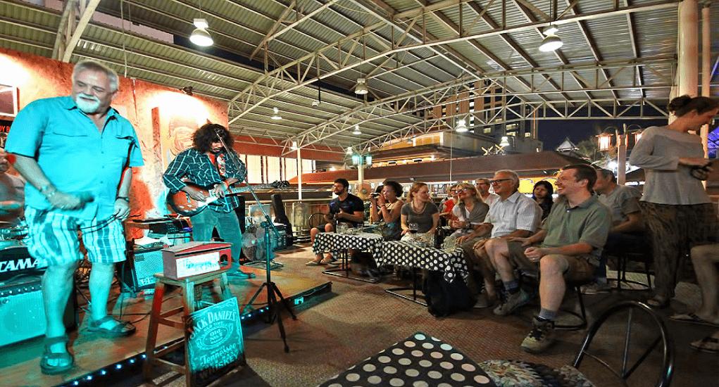 Chiangmai - Boy Blues Bar