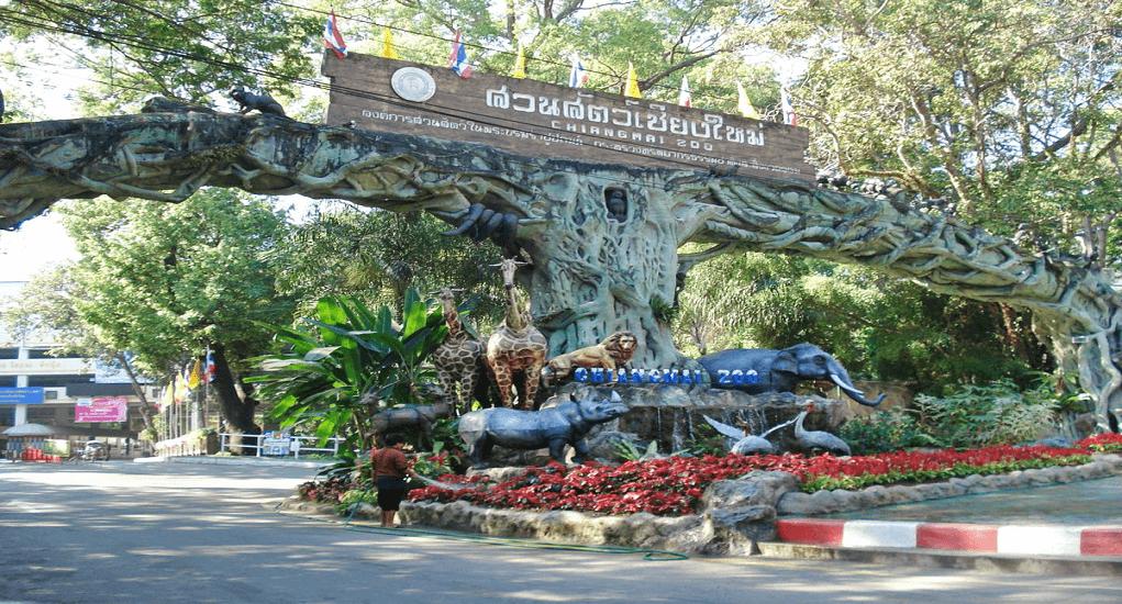 Chiangmai - Chiang Mai Zoo
