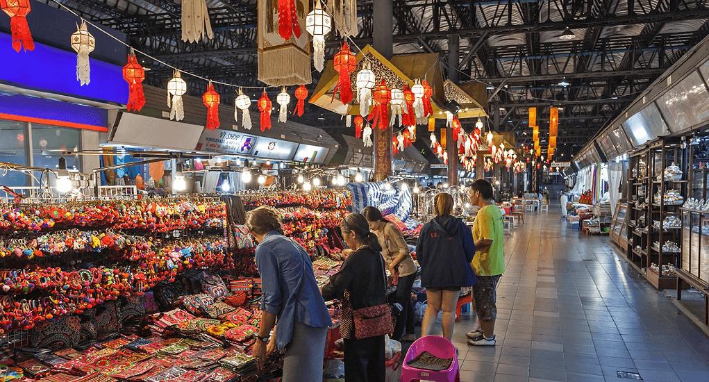 Chiangmai - Night Bazaar