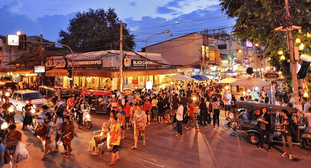 Chiangmai - Nimmanhemin Street