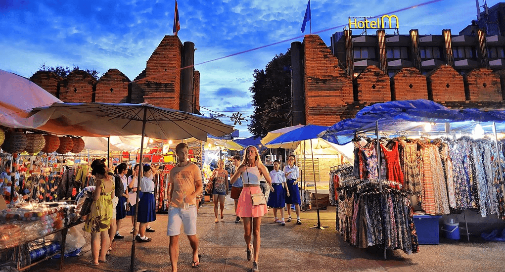 Chiangmai Shopping Attractions