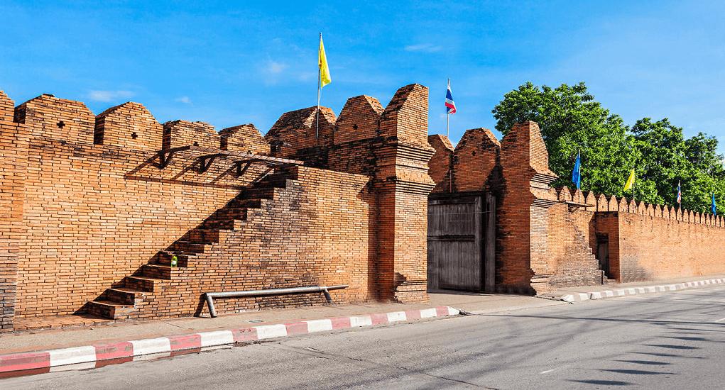 Chiangmai - Tha Phae Gate