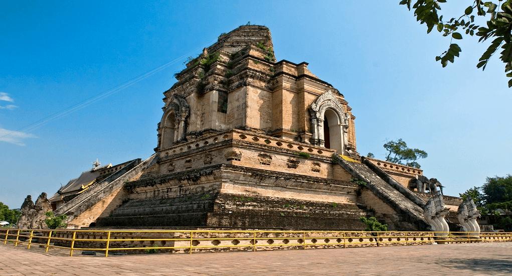 Chiangmai - Wat Chedi Luang