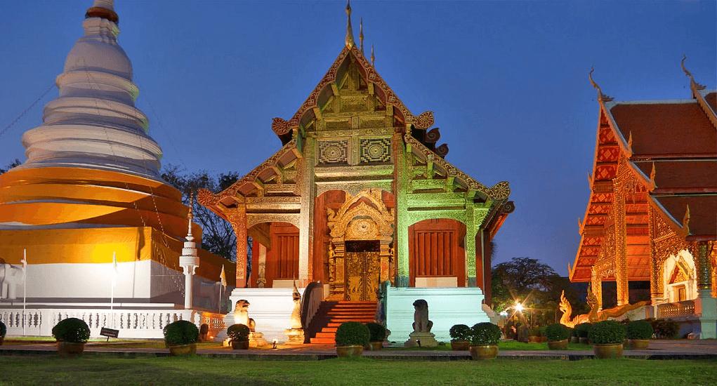 Chiangmai - Wat Prasingh