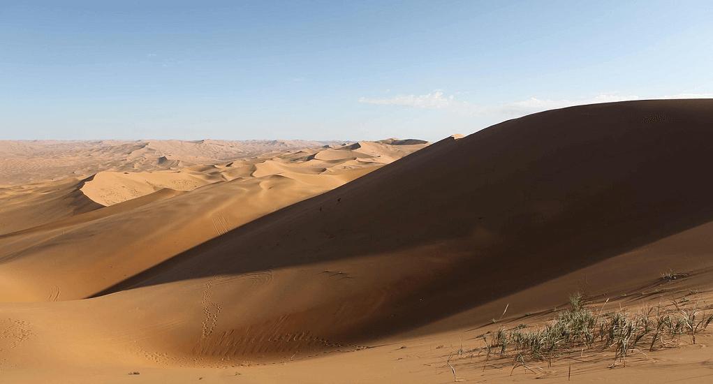 China - Jaran Badain Desert