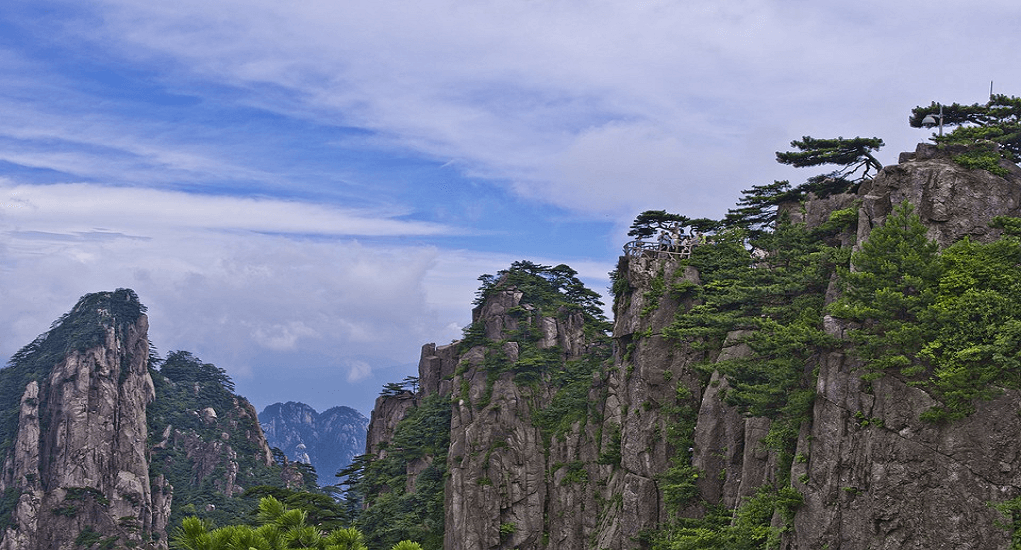 China - Mount Huang