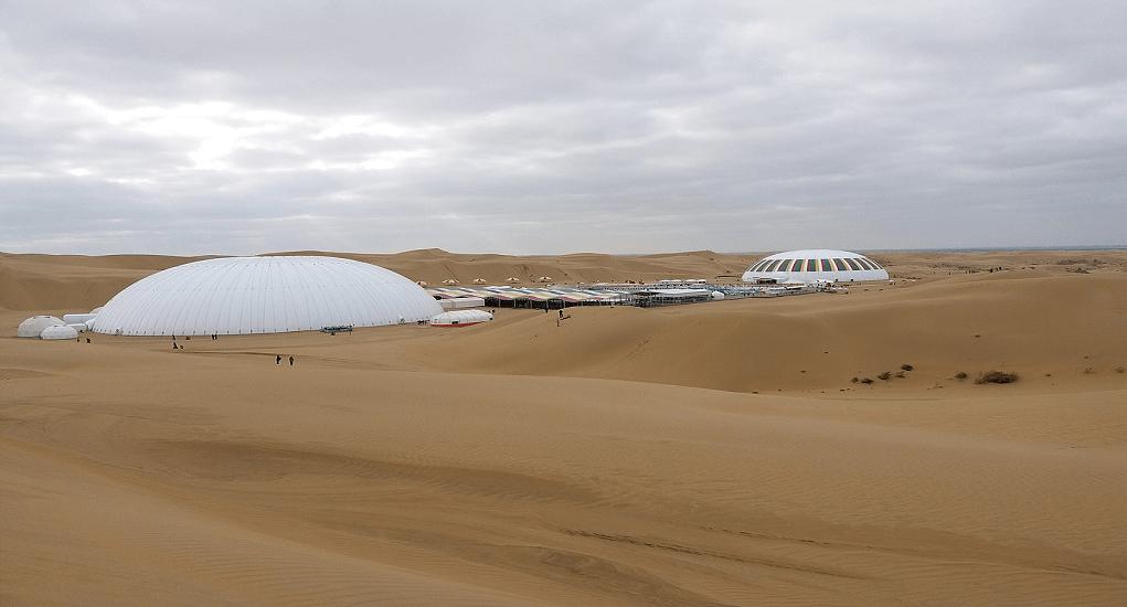 China - Ordos Desert