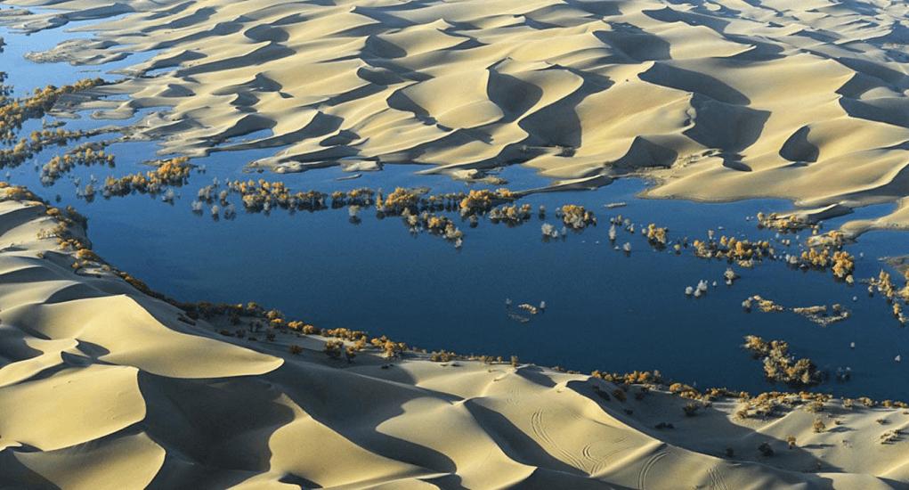 China - Taklamakan Desert