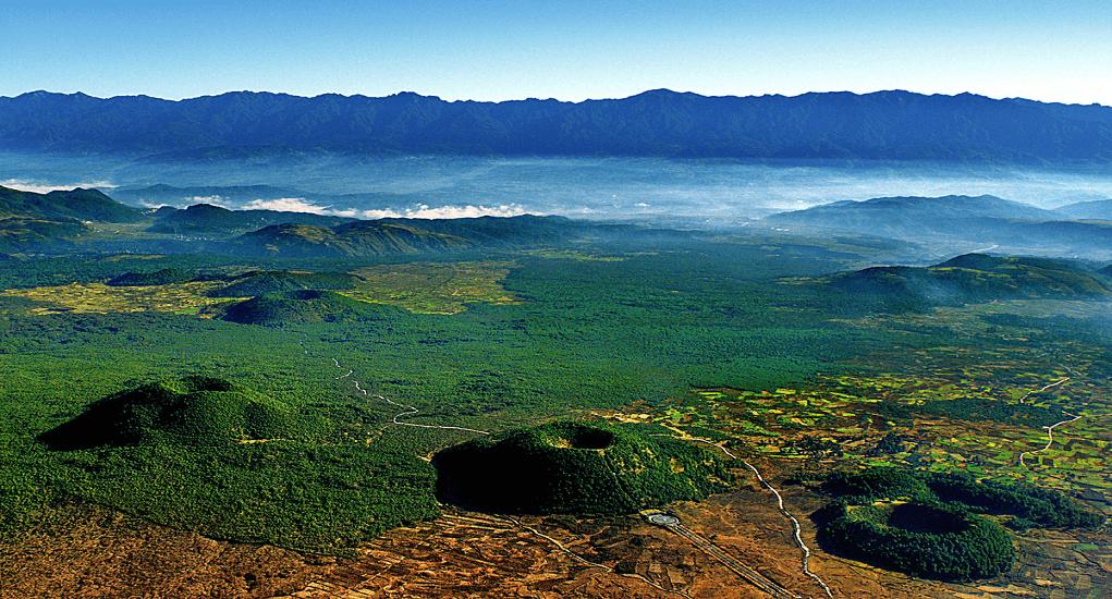 China - Tengchong Volcano National Geological Park