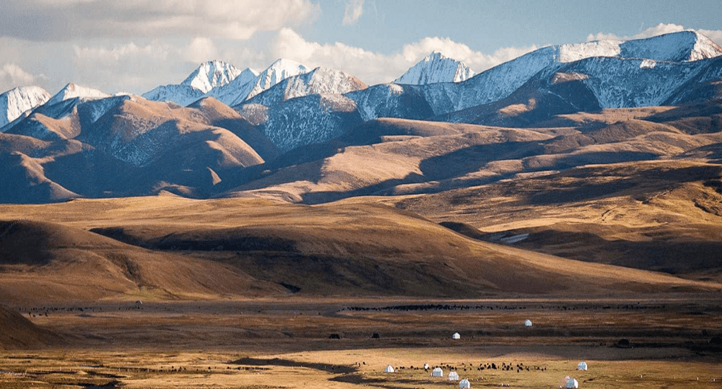 China - Tibetan Plateau