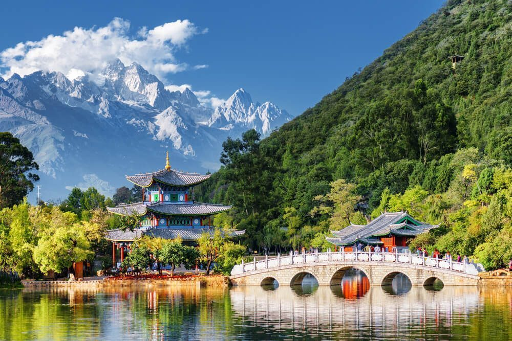 Beautiful sceneries and panoramic views await you in China