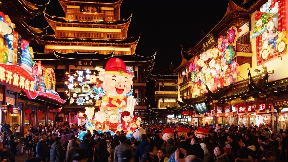There are many festivals and celebrations in the Chinese culture