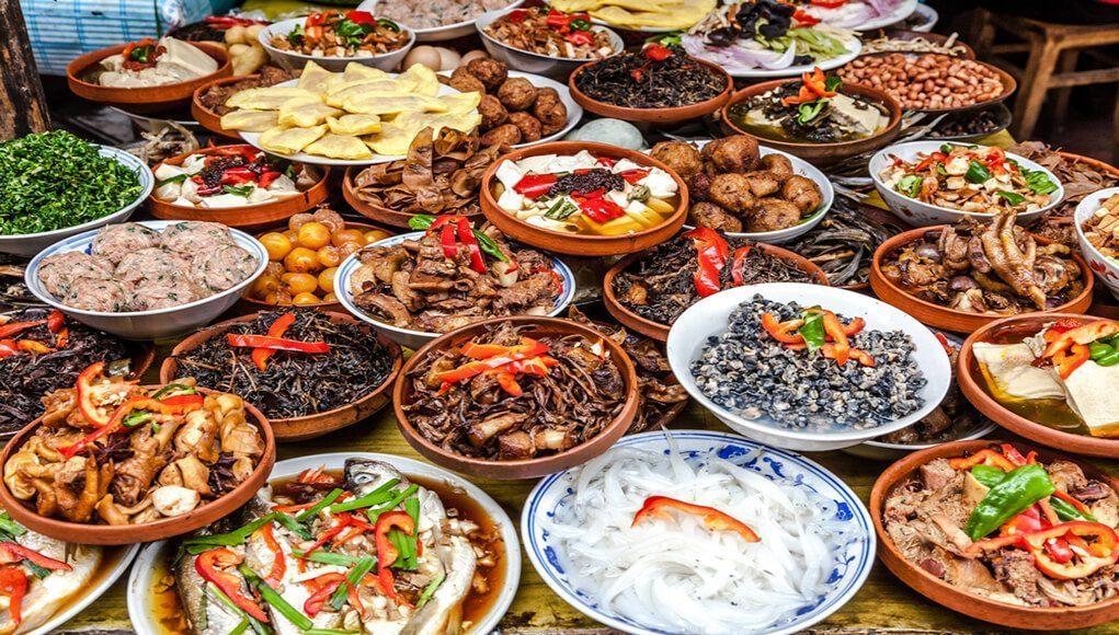 美食旅行者们到了中国该到哪里吃呢?