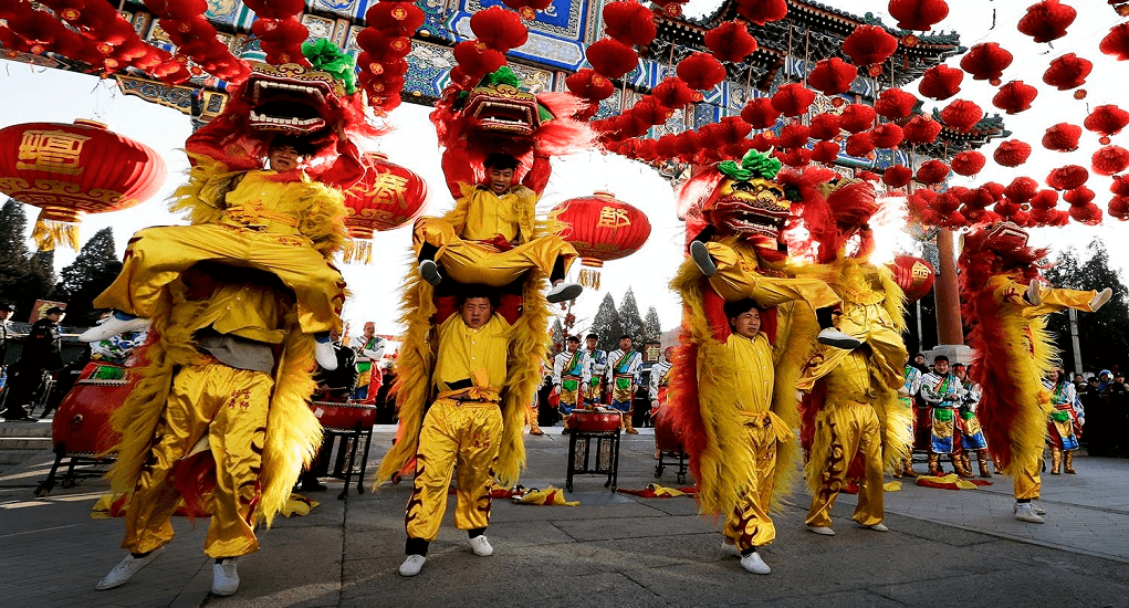 Chinese New Year Festivals in Beijing
