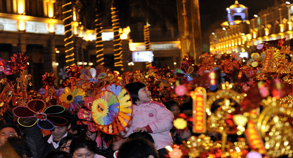 Chinese New Year Festivals in Harbin