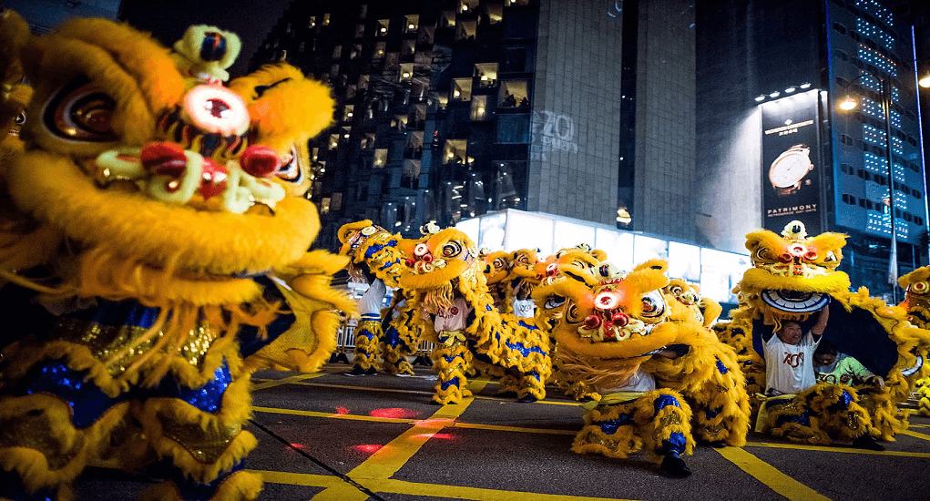 Chinese New Year - Hong Kong