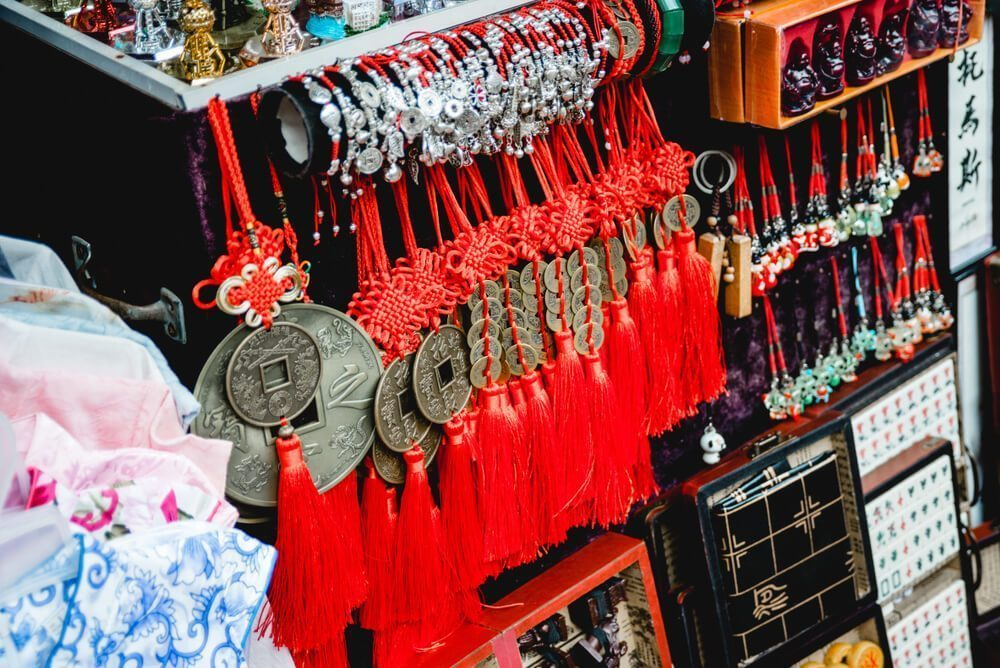 China has many wonderful trinkets and goods that can be given as gifts