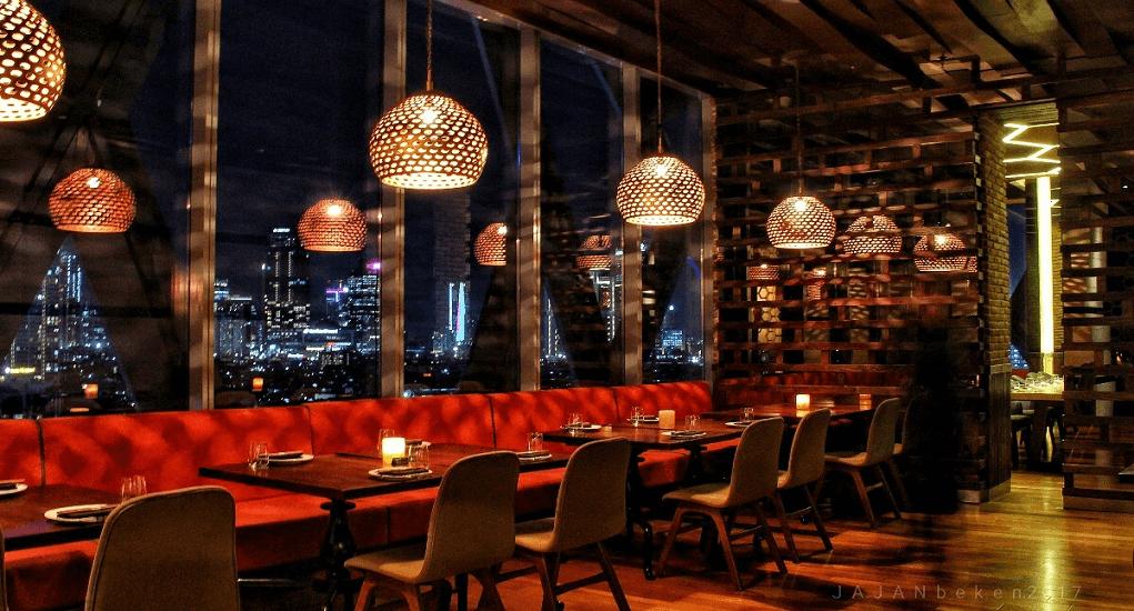 Christmas Dinner Restaurant - Akira Back
