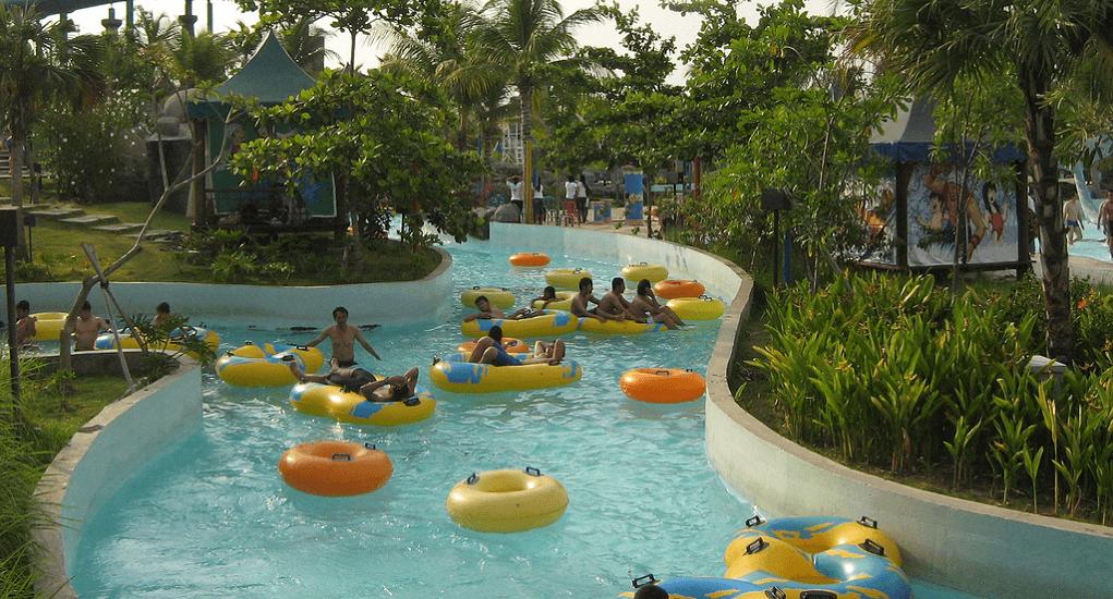 Ciputra Waterpark- Sirens River