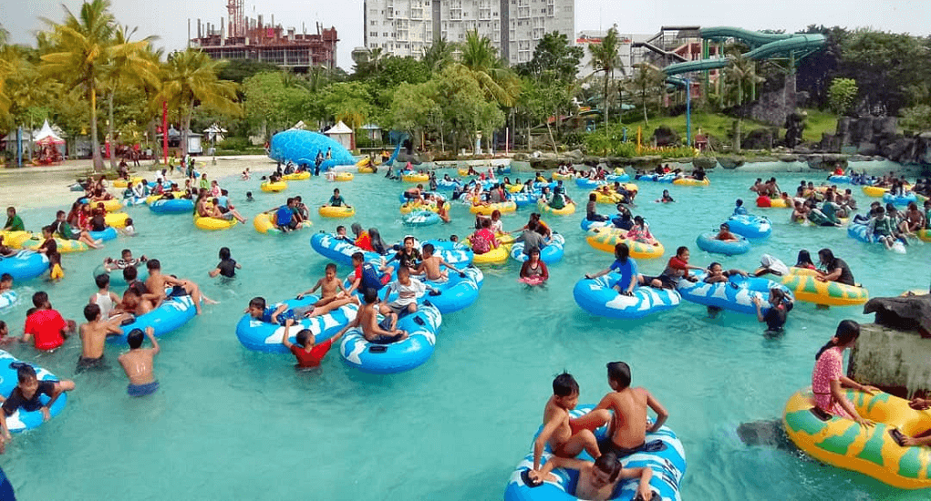 Ciputra Waterpark - Syracuse Beach