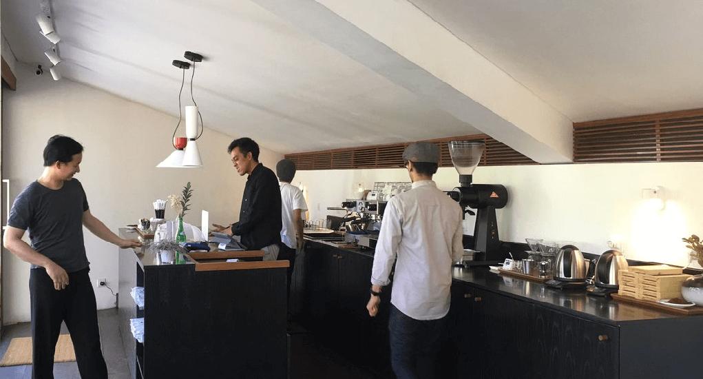 Coffee Shop in Bali - 115 Coffee