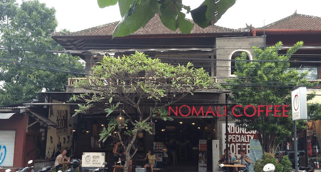 Coffee Shop in Bali - Anomali Coffee