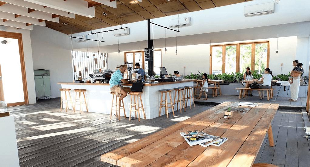 Coffee Shop in Bali - BURO Bali