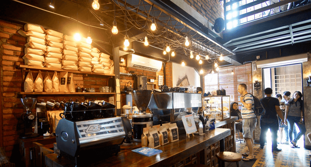 Coffee Shop in Bali - Pison Coffee