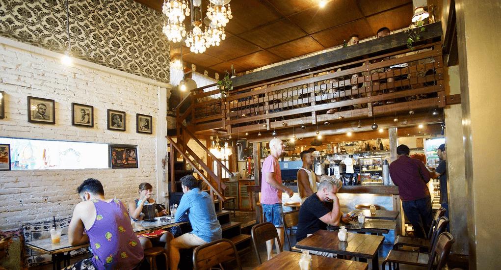 Coffee Shop in Bali - Revolver Espresso