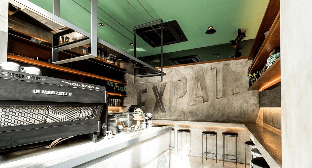 Coffee Shop in Bali - expat roasters
