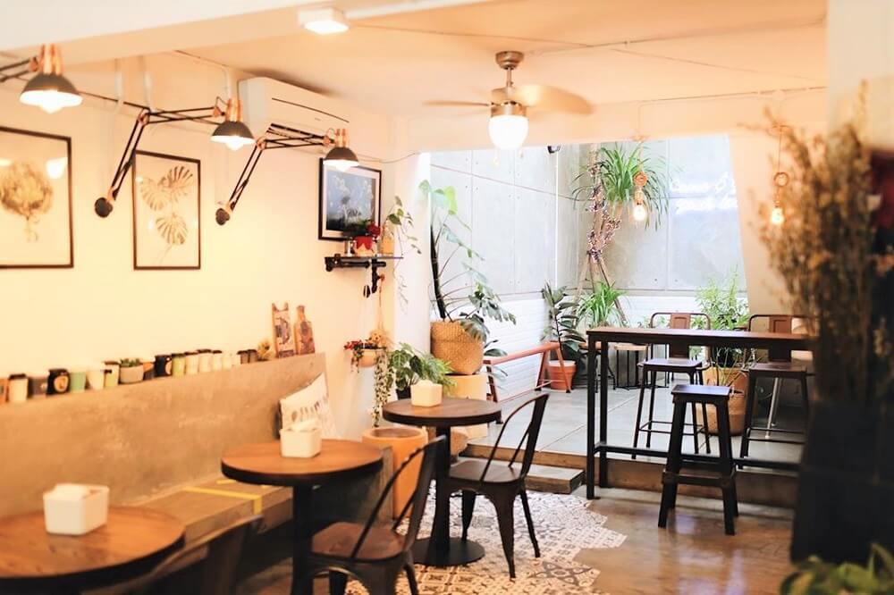 Kafe aesthetic di Jakarta