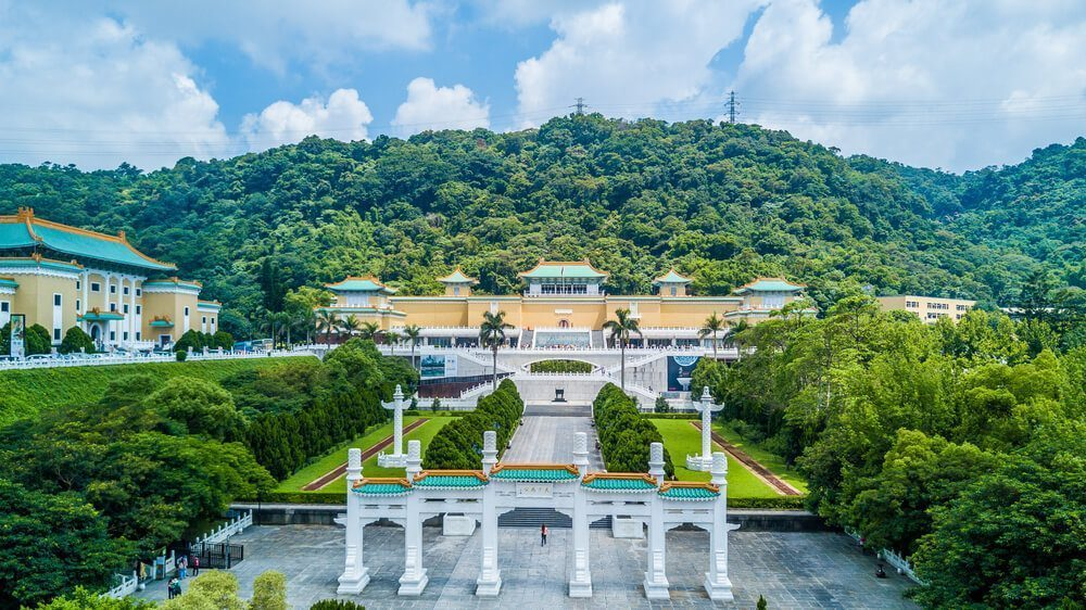 National Palace Museum - One of Taiwan's Most Important Historical and Cultural Site