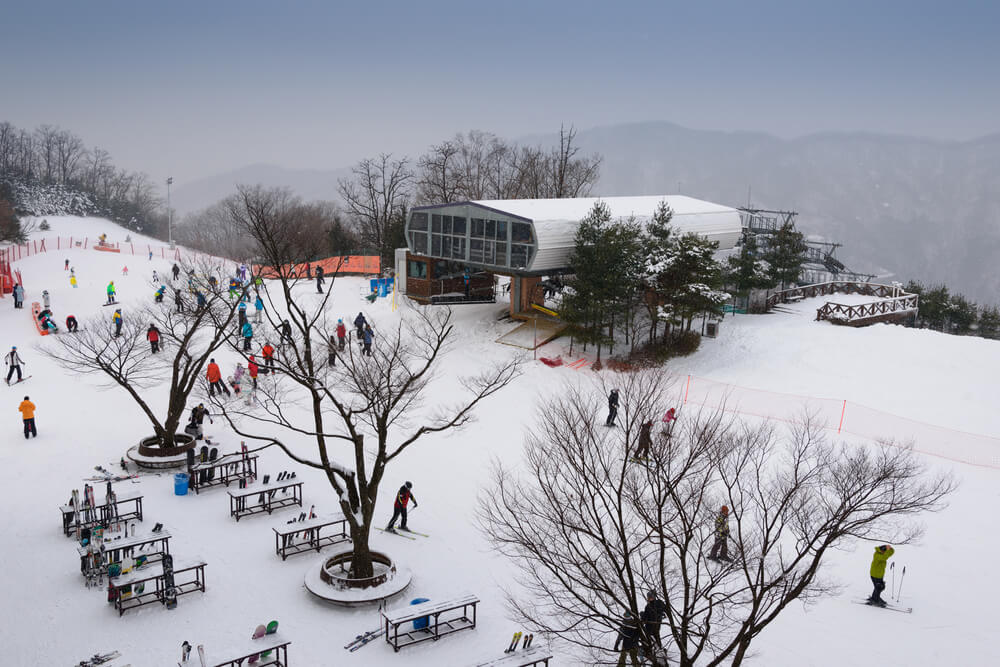 Daemyung Vivaldi Ski Park