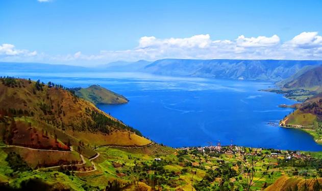 Dari Bali Aku Ingin ke Danau Toba dengan Tiket Pesawat Gratis Airpaz