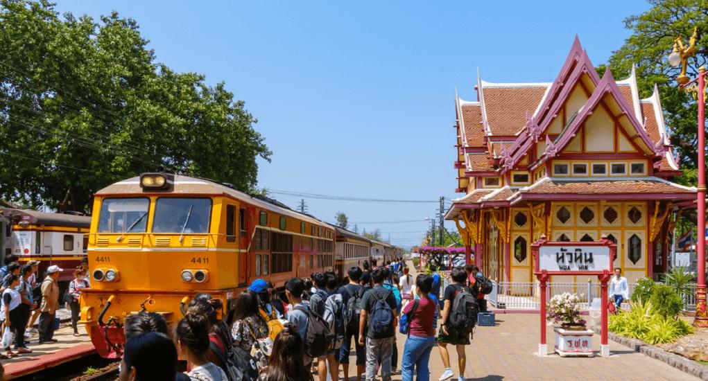 Don Mueang Airport - Hua Hin Station