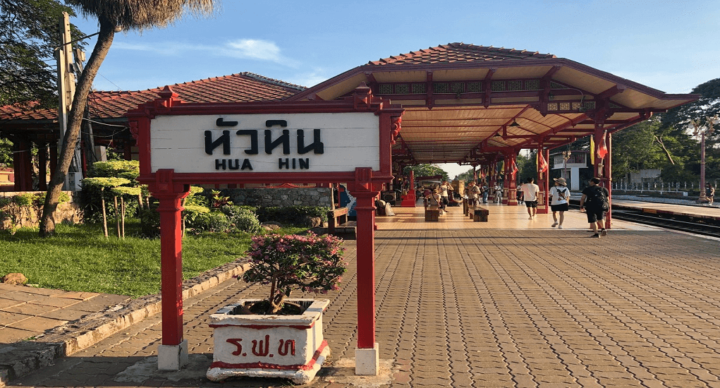 Don Mueang Airport - Hua Hin Station