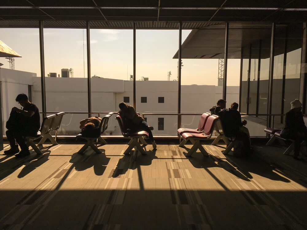 Take a breather in Don Mueang Airport lounge